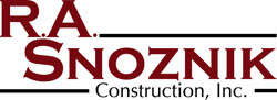 R.A. Snoznik - Our focus is to build a finely crafted home that retains value over years